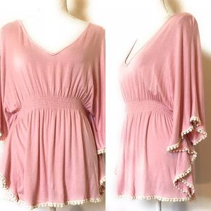 Annabelle peasant blouse, Sz medium